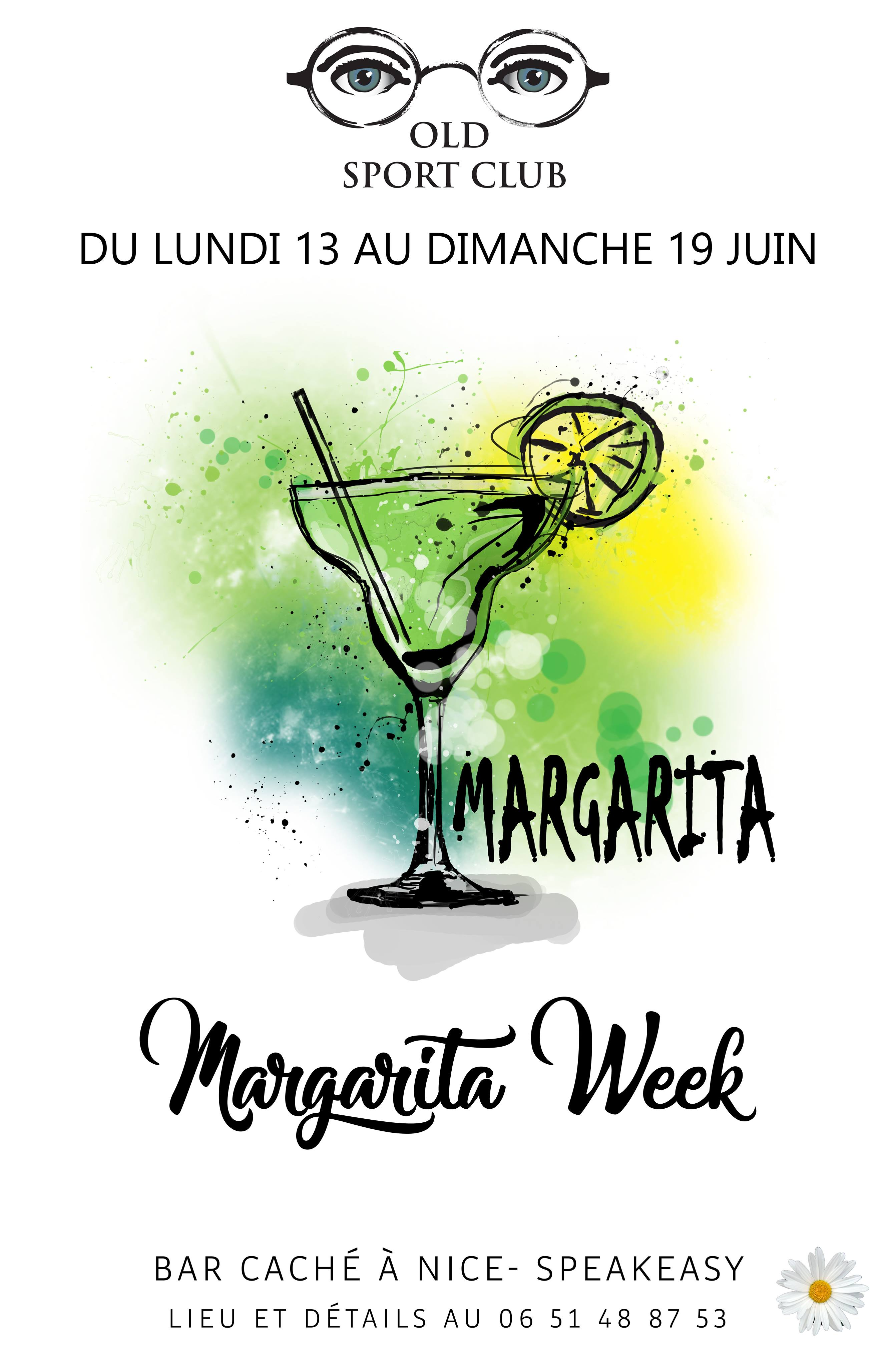 Margarita Week