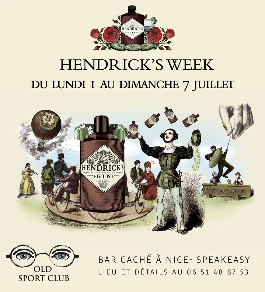 Hendrick's Week