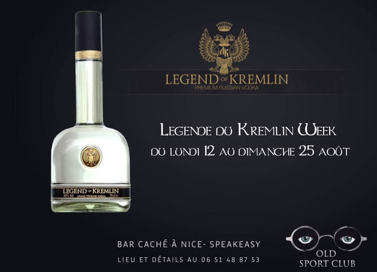 Legends Of Kremlin's Week